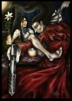 Safe sex by Alucard by INRIn