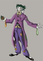 Batman Redesigns: Joker by JazylH
