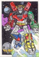 Voltron by LakLim