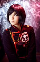 DGM: Lenalee Lee by Otohime-Hina