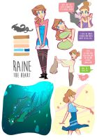 Project Chimera: Raine the Heart by Dream-Piper