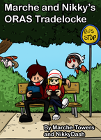 Marche and Nikky's ORAS Tradelocke Cover by NikkyDash
