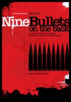 nine bullets. a true story by B-positive