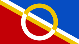 NS Request - flag by Neethis