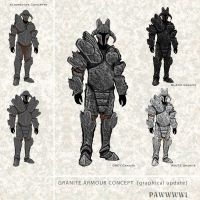 Granite Concept by Fraxuur