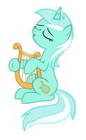 Lyra Heartstrings by Nianara