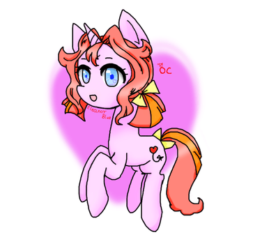 My oc~ by Eleanorblue
