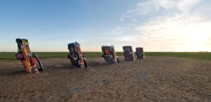 Cadillac Ranch by Danwhitedesigns