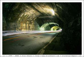 The long Tunnel by arin