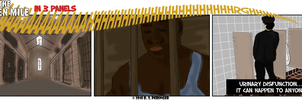 The Green Mile in 3 Panels by Cilmeron