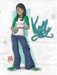 Kelly by jorgemadesign