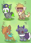 Adopts - open (price much lower!) by lunumi