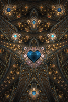Cosmic Heart by Will3Style