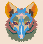 coyote by frayedgloves