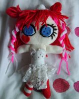Emilie Autumn Doll by delicioustrifle