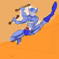 panthro by danny2069
