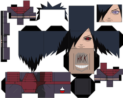 madara by hollowkingking