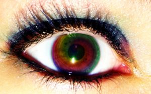 Playing With Gimp-My Eye by RLRieling