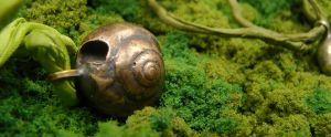 Precious Things Pendants: Snails detail by Maresy