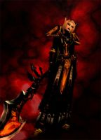 My blood Elf by Splinta9