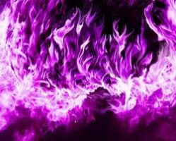 Purple Flames by Autobot001