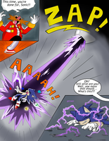 Sonic Unleshed COTG page 1 by JesterArtsStudios
