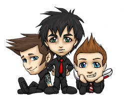 Tiny Green Day Style by kelly42fox