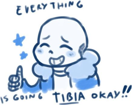 Everything is going TIBIA ok by mikathelemur