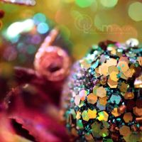 discoball sparkles by TrishaMonsterr