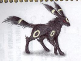 Umbreon by Tofu123