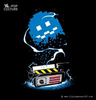 FM Pop Culture 002 - Got The Ghost by flyingmouse365