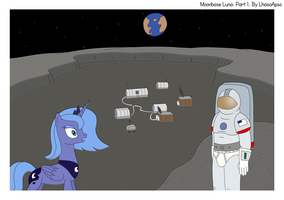 Moonbase Luna (Part 1) by LhasaApso