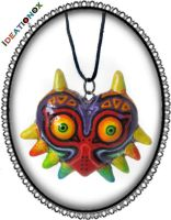Majora's Mask by Ideationox