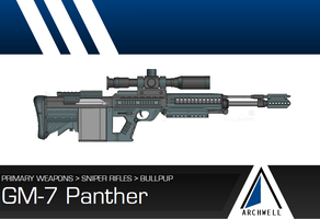 Gepard GM-7 Panther by GrimReaper64
