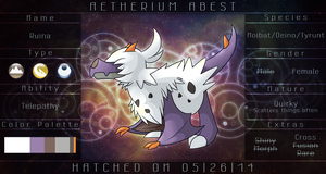 PKMNation Ruina by Aetherium-Aeon