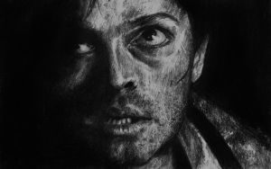 Castiel by claire-who