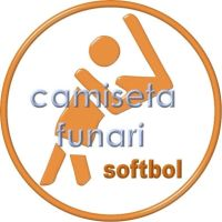 Pictograma SOFTBOL simbolo 3D by camiseta-funari