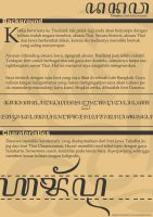 Danawa Font concept by Alteaven