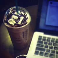 Chocolate Frappuccino by teachmehowto