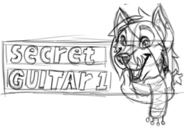 Banner thing WIP by SecretGuitar1