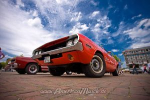 orange70chally by AmericanMuscle