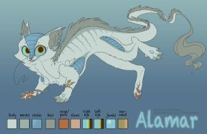 Alamar - Commission by Lachtaube