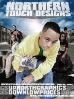 Northern Touch Designs Flyer by RowebotGfx