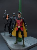 Damian Wayne Robin - Make Them Proud by Jedd-the-Jedi
