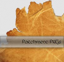 Parchment PNG Pack by simfonic