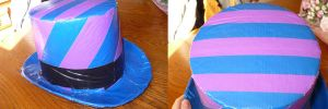 Duct tape hat by Mushroom-Jelly