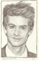 andrew garfield by braingoBOOM