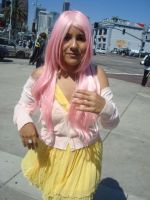 AX 2012 88 - Fluttershying 05 by choxie-chan