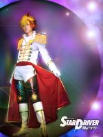 StarDriver:Galactic Pretty Boy by twinklee