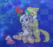 +~Happy Valentines Day~+ by xlightbluesnowflakex